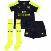 Ensemble Arsenal Enfant 2016/2017 Maillot Short Chaussettes Third Commerce De Gros