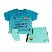 Ensemble Barcelone Bébé 2016/2017 Maillot Short Chaussettes Third Paris