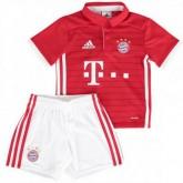 Ensemble Bayern Enfant 2016/2017 Maillot Short Domicile Soldes Nice