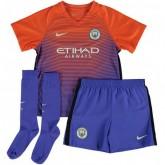 Ensemble Manchester City Enfant 2016/2017 Maillot Short Chaussettes Third Escompte En Lgine