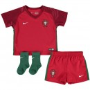 Ensemble Portugal Bébé 2016/2017 EURO 2016 Maillot Short Chaussettes Domicile Boutique