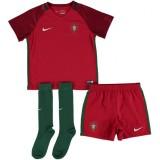 Boutique officielleEnsemble Portugal Enfant 2016/2017 EURO 2016 Maillot Short Chaussettes Domicile