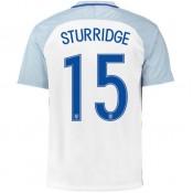 Maillot Angleterre STURRIDGE 2016/2017 EURO 2016 Domicile Vendre Alsace