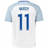 Maillot Angleterre VARDY 2016/2017 EURO 2016 Domicile la Vente à Bas Prix