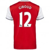 Maillot Arsenal GIROUD 2016/2017 Domicile France Pas Cher