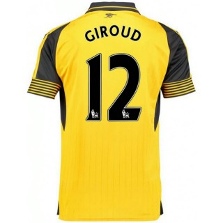 Prix Maillot Arsenal GIROUD 2016/2017 Extérieur