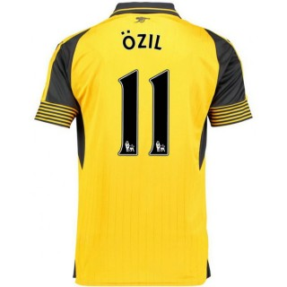 Maillot Arsenal OZIL 2016/2017 Extérieur Vendre à des Prix Bas