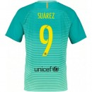 Boutique officielleMaillot Barcelone Enfant SUAREZ 2016/2017 Third