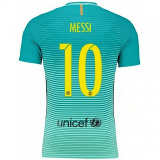Prix Maillot Barcelone MESSI 2016/2017 Third