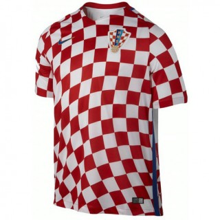 Maillot Croatie 2016/2017 EURO 2016 Domicile Magasin De Sortie