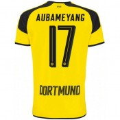 Maillot Dortmund AUBAMEYANG Ligue Des Champions 2016/2017 Ventes Privées