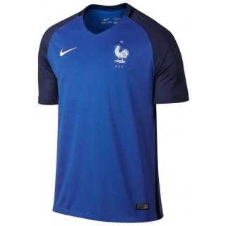 Maillot Equipe de France Enfant 2016/2017 EURO 2016 Domicile à Petit Prix