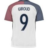 Maillot Equipe de France Enfant GIROUD 2016/2017 EURO 2016 Extérieur Réduction