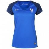 Boutique Maillot Equipe de France Femme 2016/2017 EURO 2016 Domicile Paris