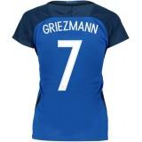 Maillot Equipe de France Femme GRIEZMANN 2016/2017 EURO 2016 Domicile Site Officiel
