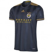 Nouvelle Collection Maillot Fenerbahce 2016/2017 Third