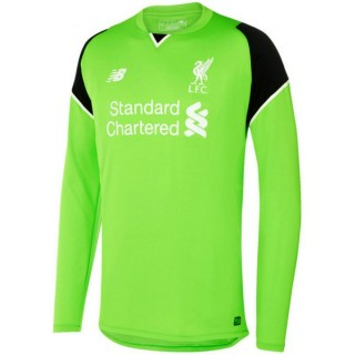 Maillot Gardien Liverpool Enfant 2016/2017 Boutique Paris