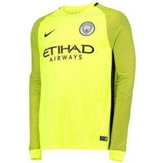 Maillot Gardien Manchester City Enfant 2016/2017 Domicile Pas Chere