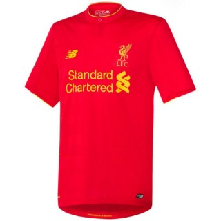Promotions Maillot Liverpool 2016/2017 Domicile