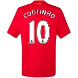 La Collection 2017 Maillot Liverpool COUTINHO 2016/2017 Domicile