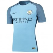Maillot Authentique Manchester City 2016/2017 Vapor Domicile Paris