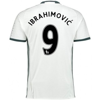 Boutique Maillot Manchester United IBRAHIMOVIC 2016/2017 Third En Ligne