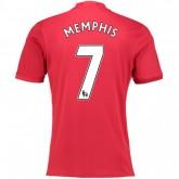 Prix Maillot Manchester United MEMPHIS 2016/2017 Domicile