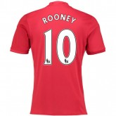 Maillot Manchester United ROONEY 2016/2017 Domicile Officiel
