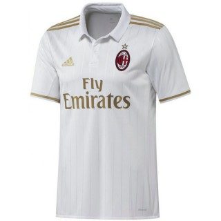 Maillot Milan AC 2016/2017 Extérieur Rabais en ligne