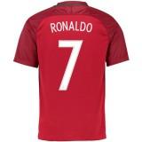 Maillot Portugal Enfant RONALDO 2016/2017 EURO 2016 Domicile Remise prix