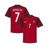 Maillot Portugal RONALDO 2016/2017 EURO 2016 Domicile France Pas Cher
