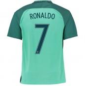 Prix Maillot Portugal RONALDO 2016/2017 EURO 2016 Extérieur