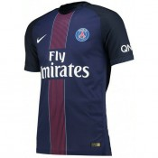 France Maillot Authentique PSG 2016/2017 Vapor Domicile