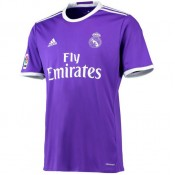 Site Maillot Real Madrid 2016/2017 Extérieur