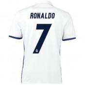 Maillot Real Madrid Enfant RONALDO 2016/2017 Domicile Promos