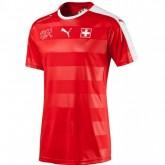 Boutique de Maillot Suisse 2016/2017 EURO 2016 Domicile