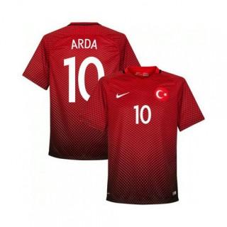 Vente Nouveau Maillot Turquie ARDA 2016/2017 EURO 2016 Domicile
