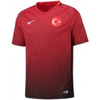 Maillot Turquie Enfant 2016/2017 EURO 2016 Domicile Vendre Alsace