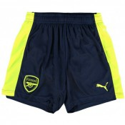 Collection Short Arsenal Enfant 2016/2017 Third Soldes