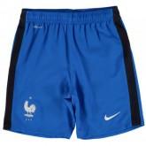 Short Equipe de France Enfant 2016/2017 EURO 2016 Domicile Faire une remise