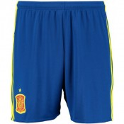 Short Espagne 2016/2017 EURO 2016 Domicile Vendre Alsace