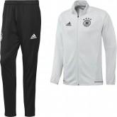 Survetement Allemagne 2017/2018 Coupe Du Monde Blanc à Vendre