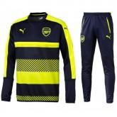 Vente Privée Survetement Arsenal 2016/2017 Sweat Marine