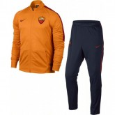 Survetement As Roma 2016/2017 Orange Pas Chere
