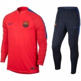 Survetement Barcelone Enfant 2016/2017 Strike Orange Paris Boutique