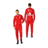 Survetement Bayern 2016/2017 Sponsors Rouge Boutique