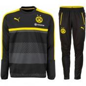 Boutique de Survetement Dortmund 2016/2017 Sweat Noir 2