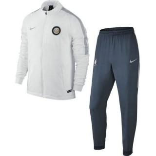 Survetement Inter Milan 2016/2017 Blanc Promo prix
