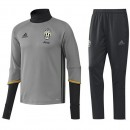 Survetement Juventus 2016/2017 Training Gris à Petits Prix