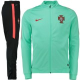 Survetement Portugal 2016/2017 Euro 2016 Vert Vendre Lyon